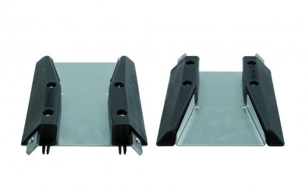Monorail 55mm Endkappe Set