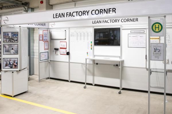 Lean Corner