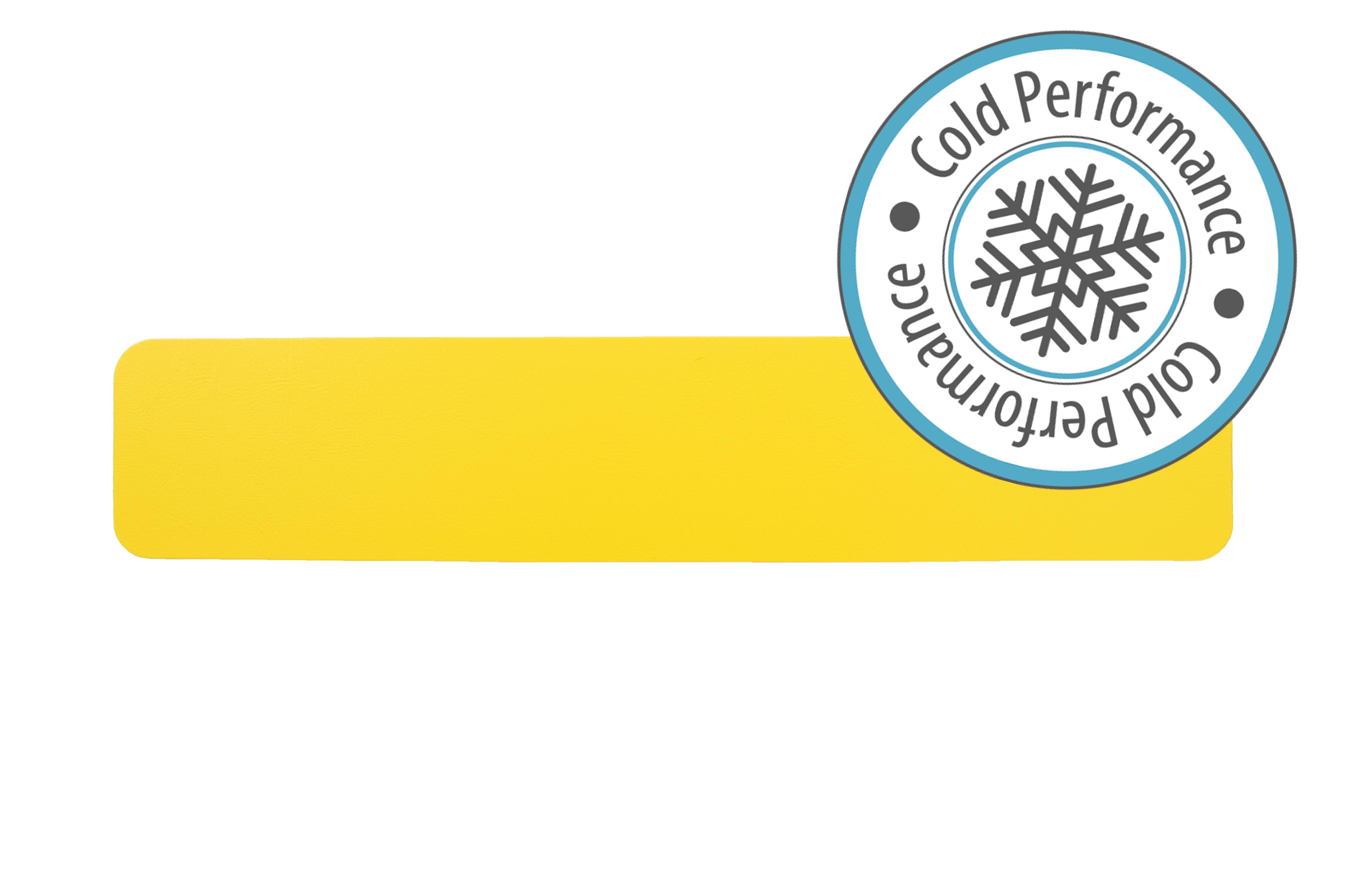 Bodenkennzeichnungssymbol Cold Performance