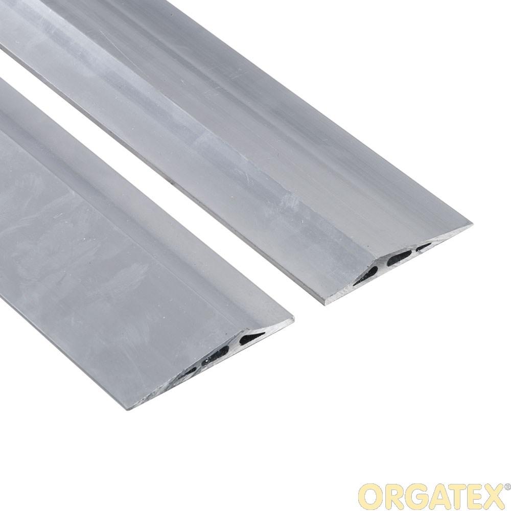 Parkbuchtschiene Aluminium