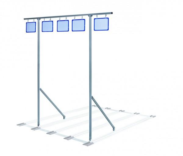 FiFo-Monorail Beschilderung 5S