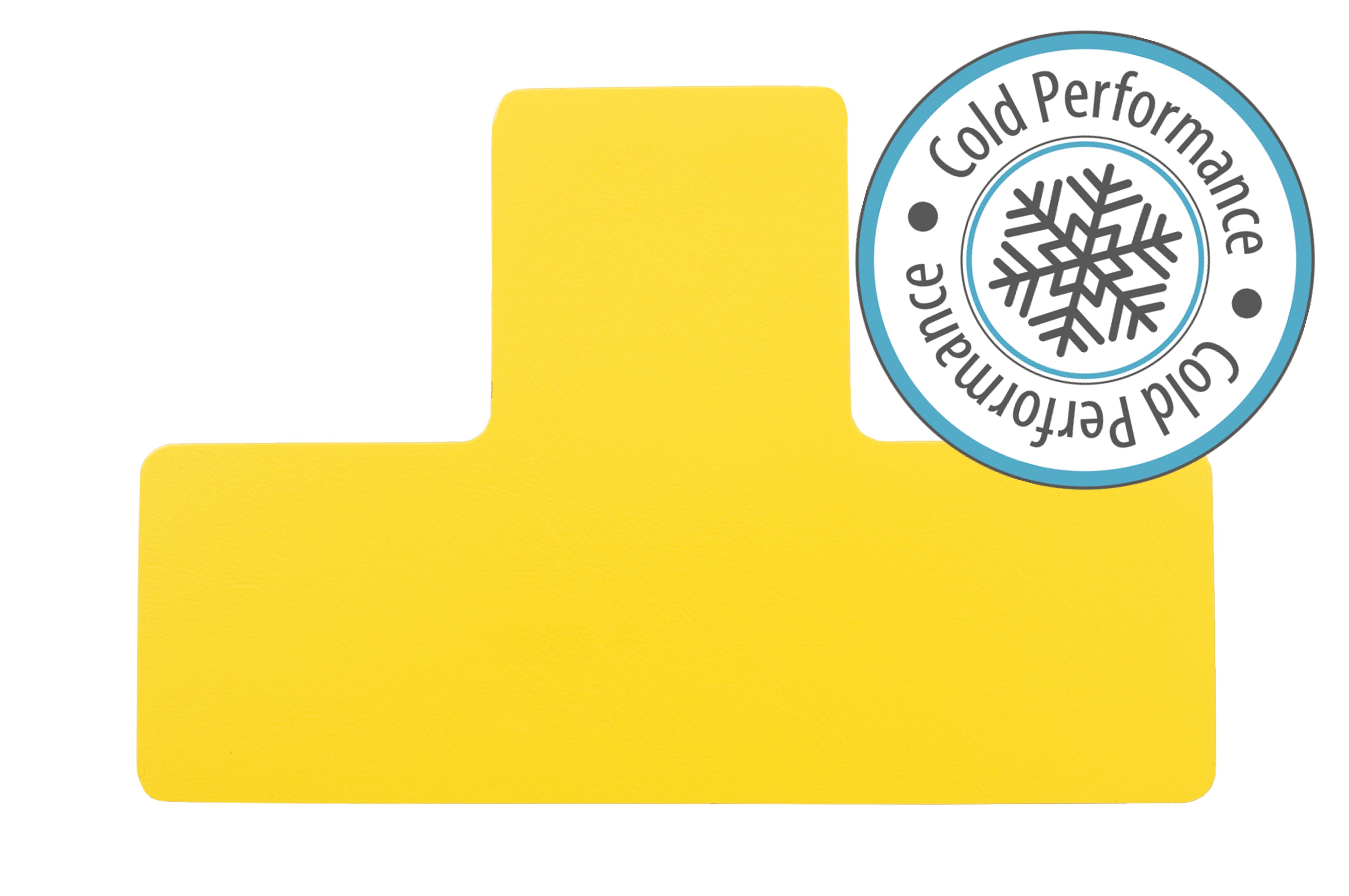 Bodenkennzeichnungssymbol T Cold Performance