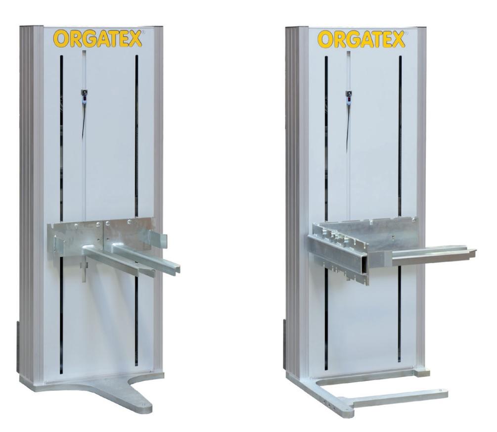 KLT-Lifter Traglast 2000 Hubhöhe bis 1000 mm