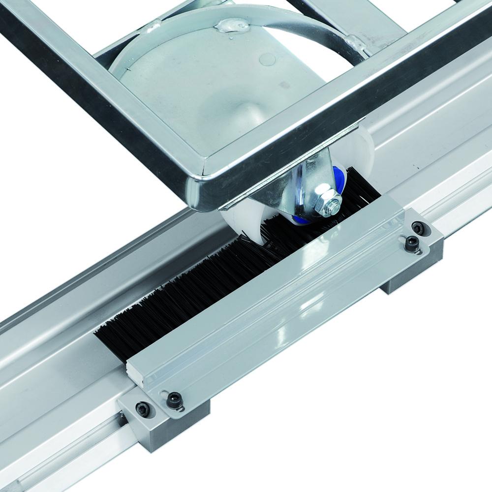 FiFo-Monorail Bürstenbremse