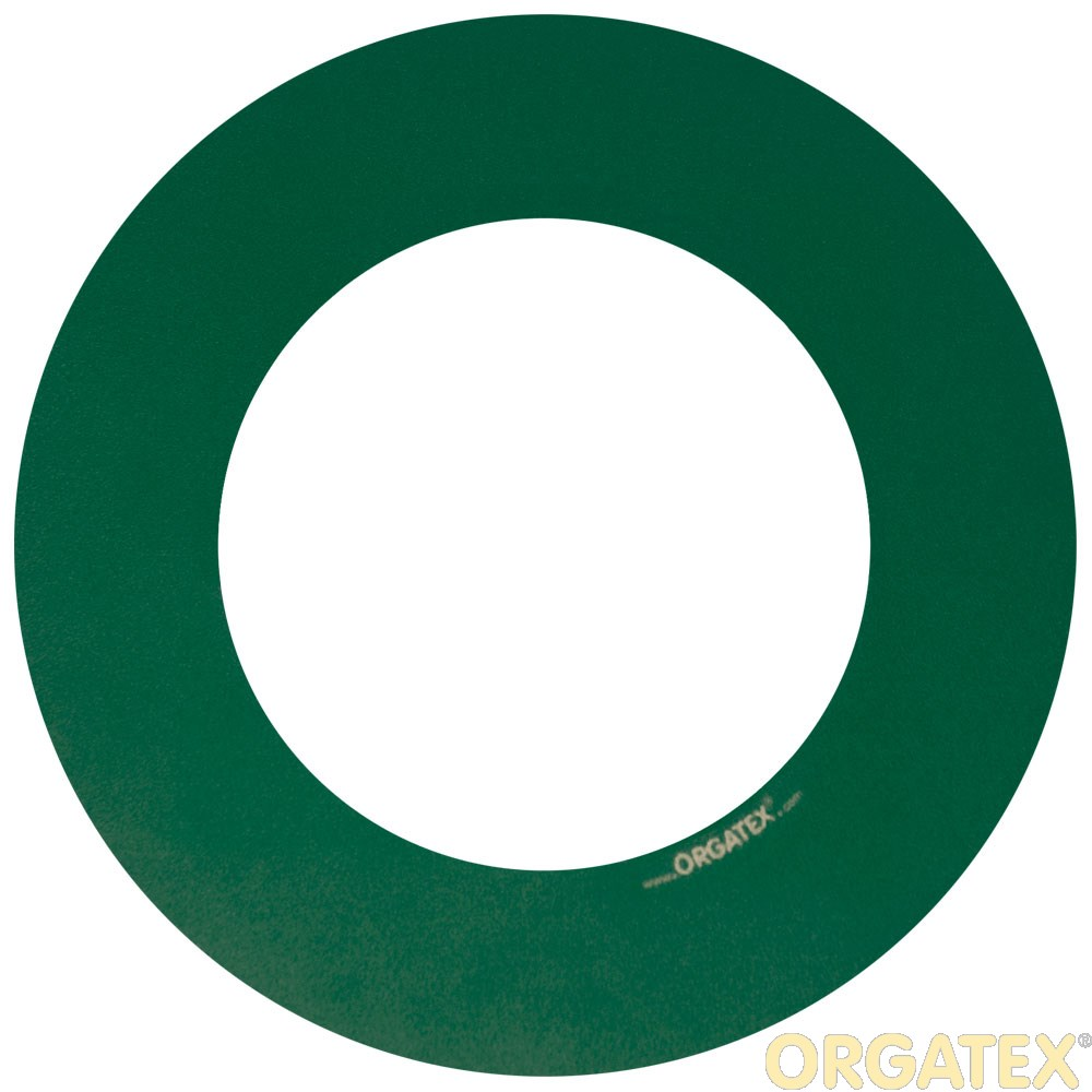 Bodenfenster - Kreis, selbstklebend