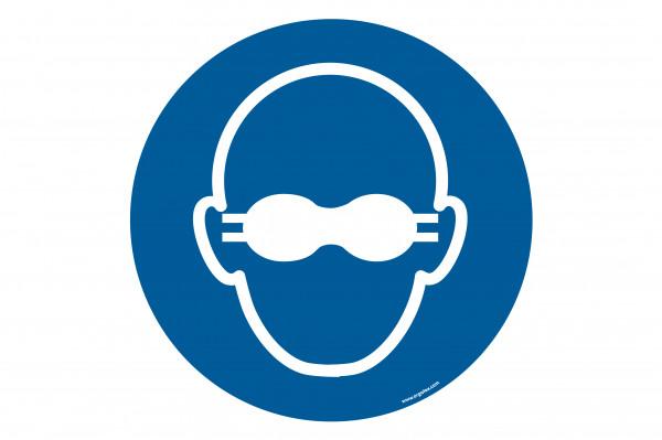 Se debe usar protección ocular opaca