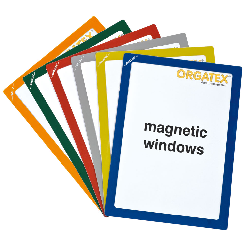 Magnetic windows