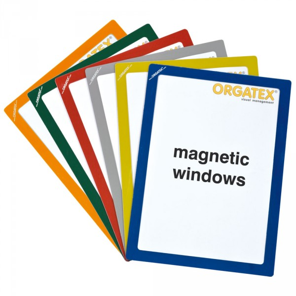 Magnetic windows