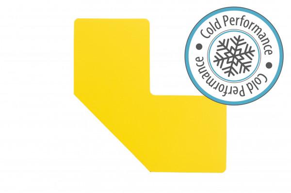 Bodenkennzeichnungssymbol L-Winkel Cold Perfomance