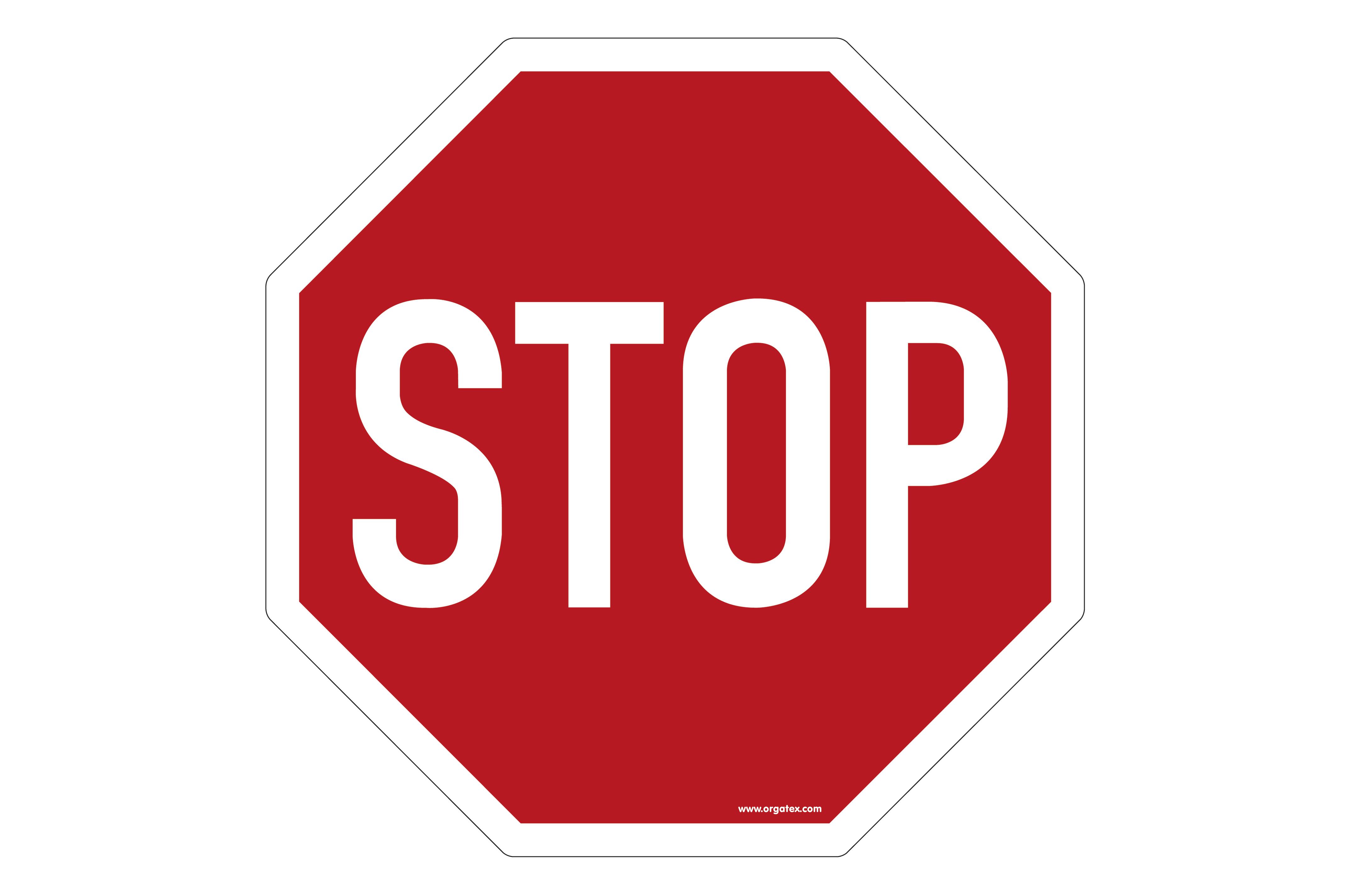 """eOX-Spot-Motive """"Stop""""-Symbol"""